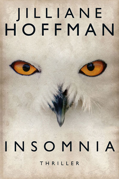 Book Cover - Insomnia