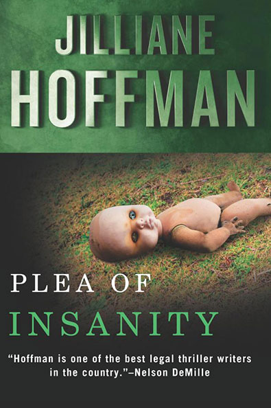 Book Cover - Plea of Insanity