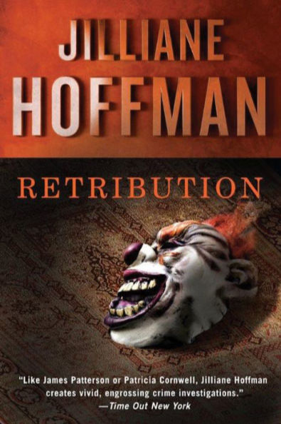 Book Cover - Retribution