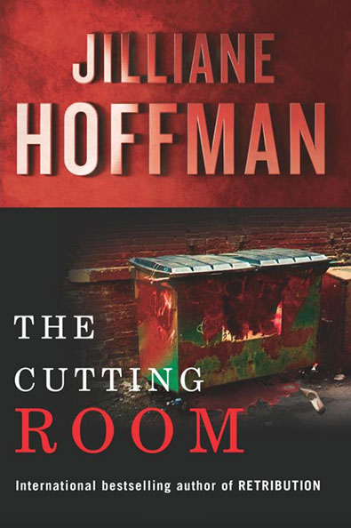 Book Cover - The Cutting Room